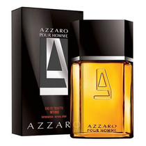 Perfume Azzaro Pour Homme Intense 100ml Importado Usa France