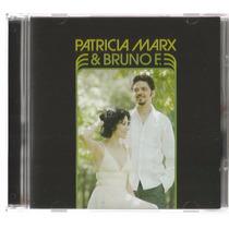 Patricia Marx E Bruno E (dvd+cd) Lanç 2010