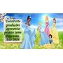 produto Projeto Proshow Producer5 Tema Princesas