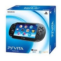Ps Vita - Psvita Wi-fi + Cartão 16gb - Novo. Mercadoenvios.