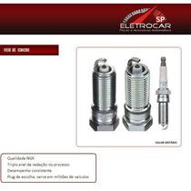 Vela De Ignição Ngk Laser Platinum Ptr5a-13 Especial Para Ni