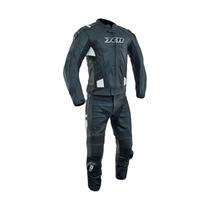 Macacão Moto X11 Speed Couro 2 Peças Gg Conc Alpinestars