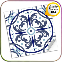Adesivos Azulejos Ladrilho Hidráulico Português Antigo