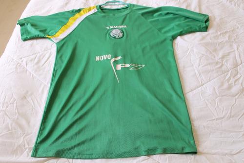 Camisa Palmeiras 2005 Retro P-7 - Gamarra   4 Leia O Anuncio 960ea3569a830