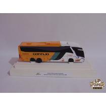 Miniatura Ônibus Gontijo De Transportes Marcopolo G7