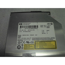 Gravador Dvd Gsa-4084n Original Notebook Hp Tx1000 Usado