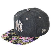 Boné Feminino New Era 950 Bloom Vize Ny Yankees