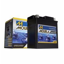 Bateria Moura Ma3-d - Honda Cg - Bros 125 ...04 / Ytx4l-bs