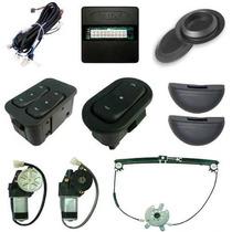 Kit Vidro Elétrico Sensorizado - Fiat Doblo
