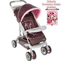 Carrinho De Bebê Moove - Rosa Bombom - Cosco