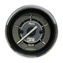 Manômetro Pressão Combustivel 4kg Volks Fusca Bege Cronomac