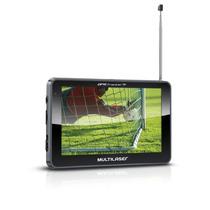 Gps Tracker Tela 5 Touch Fm Tv Digital Gp036 Multilaser