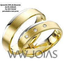 Oferta Mês Das Noivas Ww Joias N°19
