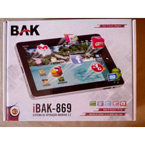 Tablet Ibak-869 Tela De 8