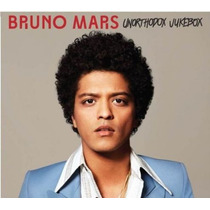 Bruno Mars - Unorthodox Jukebox Special [cd] Uk Frete Gratis