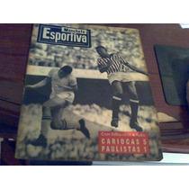 *sll* Revista Manchete Esportiva N 169 -170 - 171 - Ano 1959