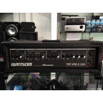 Amplificador De Potência Wattson Pop Line H350