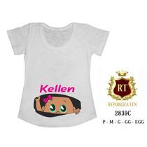 T-shirts Gestantes, Grávidas Personalizadas Gestante Gravida