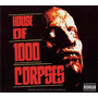 Cd House Of 1000 Corpses By Rob Zombie, Scott Humphrey And V