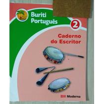 Livro Buriti Português 2 - Caderno Do Escritor