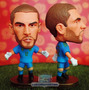 Lk+ Mini Craque V. Valdés #12 Espanha Home Copa 2014 Kodoto