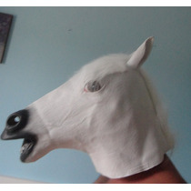Máscara Cabeça De Cavalo - Garantia De Boas Risadas