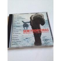 Cd Original Sem Fronteiras - Pearl Jam / Alanis / Oasis