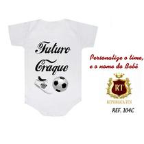 Body Infantil, Bories Engraçados Divertidos Times De Futebol