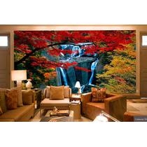 Adesivo Decorativo Paisagem Mural Painel Adesivo 4k 1.5x2.5m