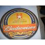 Placa Decorativa Budweiser 1982-2002 Redonda