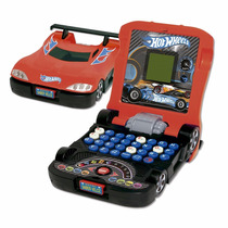 Laptop Infantil Hot Wheels Jr 8 Atividades Netbook - Oregon