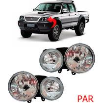 Par Farol L200 Sport Hpe Ano 2006 2007 2008 2009 2010 2011