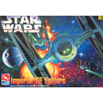 Model Kit - Star Wars - Imperial Tie Fighters - Psfmonteiro