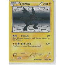 Zekrom Bw005 Pokemon Holo Foil - Promo Black Star