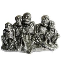 Família Cranio, Caveira Esqueleto- Pague Com Cartão