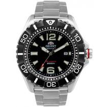 Relógio Orient M-force Titanio Automático Sdv01001bo