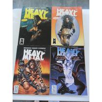 Heavy Metal Brasil! Várias Edições! R$ 20,00 Cada!