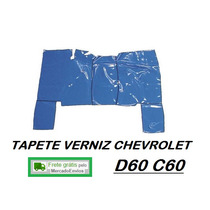 Tapete Verniz Caminhão Chevrolet D60 C60