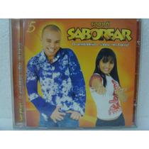 Cd Forró Saborear Vol.05 Original