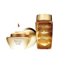 Shampoo E Máscara Kérastase - Elixir Ultime