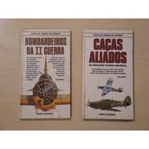 Guia De Armas De Guerra - Lote Com 5 Livros