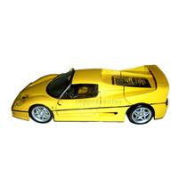 Miniatura Metal Kit De Montar Ferrari F50 Escala 1:18 Maisto