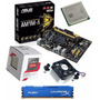 Kit Asus Am1m-a/br + Amd Athlon 5150 Quad Core + 4gb Hiperx