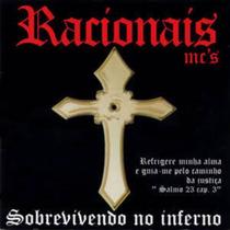 Cd Racionais Mcs Sobrevivendo No Inferno Cruz Original Novo