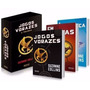Box Livro - Trilogia - Jogos Vorazes , Esperança E Em Chamas