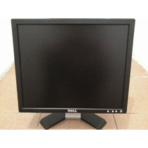 Monitor Dell 15 Mod.e157 Lcd Semi Novo (ótimo Estado) 100%