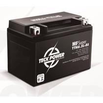 Bateria Gel Selada Ybr 125,rd 135/350, 12n5.5 Com 6,5 Amper