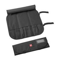 Bolsa Zwilling De Nylon Com 7 Compartimentos Para Facas