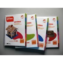 História -projeto Prosa -alves -oliveira -borella -4 Volumes