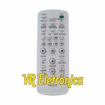 Controle Remoto Aparelho De Som Micro System Sony Rm-sc3